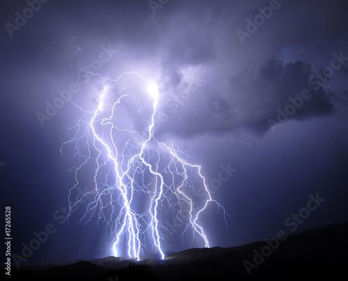 Aluminium Onweer Tucson Lightning