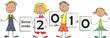 enfants panneau 2010