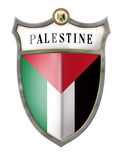 palästina palestine flag flagge fahne schild button icon poster