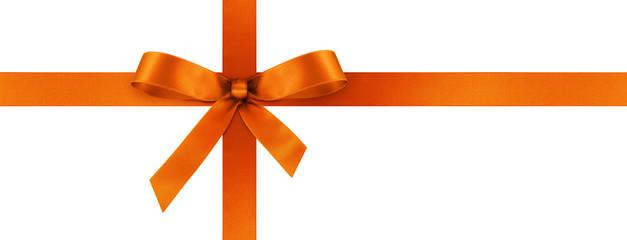 Schleifenband mit Geschenkschleife / Schleife - Band