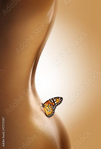 Leinwanddruck Bild Beaute Corporel et Soins