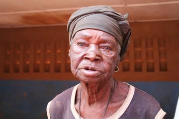 vieille africaine