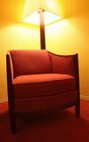 attente fauteuil seul chambre assis lire solitude célibataire poster