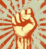 Fototapeta ludzki - potęga - Znak / Symbol