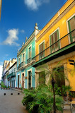 typical old Havana architecture-