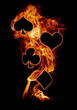 Flame Poker Symbols