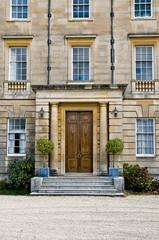 Mansion doorway