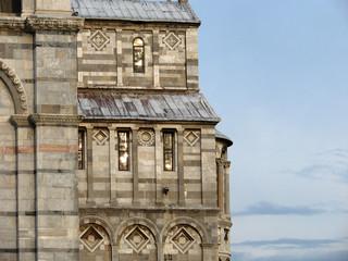 Pisa - cattedrale - piazza del duomo