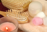 Accessories for spa treatment