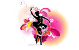 Ballet Girl Vector