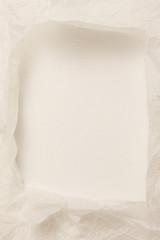 薄紙のフレーム