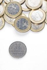 DM und Euro
