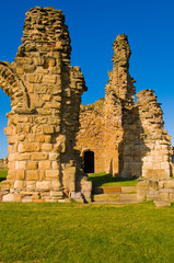 Tynemouth Abbey Ruins