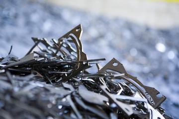 Altmetall Detail