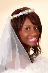 bride woman