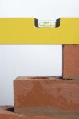 Level on Bricks
