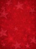 Red Grunge Stars
