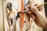 Fototapety painting