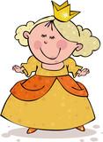 Fototapeta kreskówka - celebracja - Dziecko