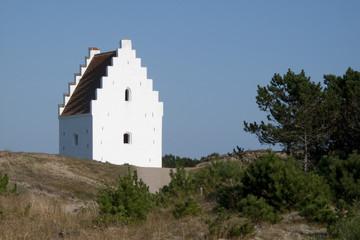 Tilsandede Kirke