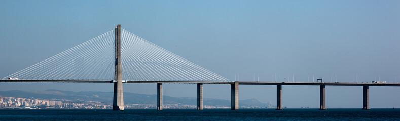 Brücke Vasco da Gama