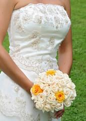 Embellished bride