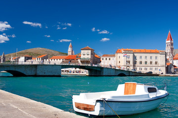 Postcard from Trogir, Croatia