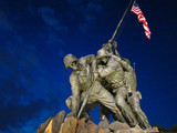 Iwo Jima Statue - Washington DC
