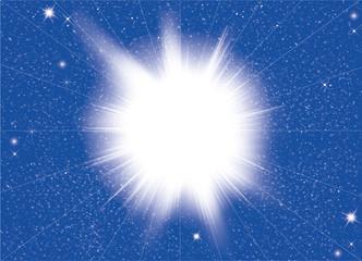 爆発する宇宙
