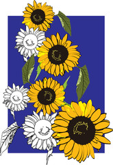 sunflower_background