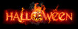 Leinwandbild Motiv Halloween