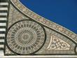Detail from  facade of Santa Maria Novella - Florence