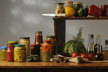 Conservare gli alimenti