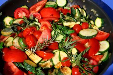 Gemüse-Allerlei