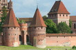 Castle Malbork in Poland