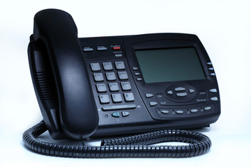 Business phone.