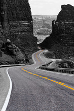 Kręta droga, Glen Canyon