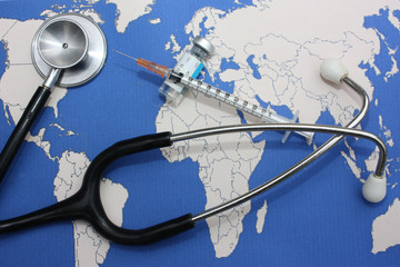 pandémie - grippe A - OMS