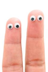 Deux doigts bonhommes