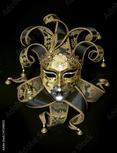 Aluminium Venetie Venetian mask