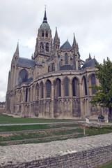 Kathedrale Notre Dame de Bayeux ,Normandie,Frankreich
