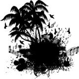 Creative Grunge 2 Collage (vector)