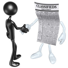 Employment Classifieds Handshake