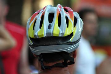 casco ciclista seguridad y diseño