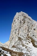 Vetta, alta montagna