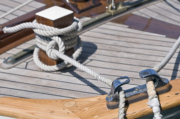 Barca in legno