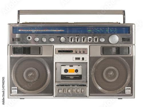 Radio Cassette Recorder 2 - 17442143