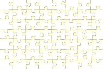 Abstract background - a light puzzle