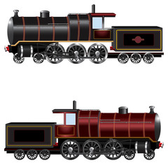 Victorian Steam Trains