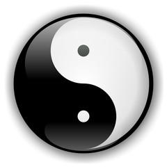 Yin-Yang Icon 2